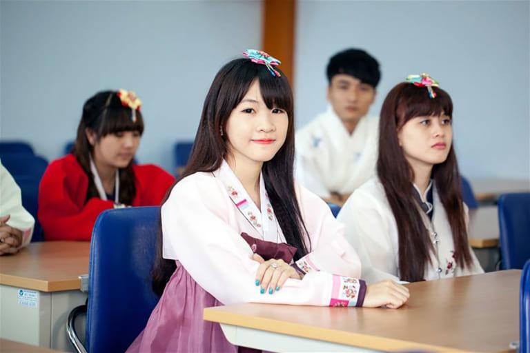 Chi phí học tiếng tại Hàn Quốc